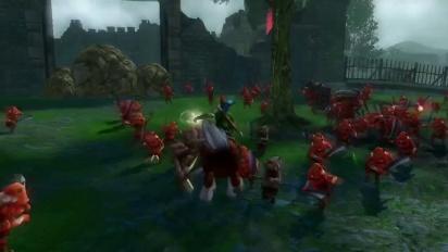 Hyrule Warriors - Master Quest Pack Trailer