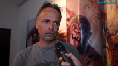Beyond Good & Evil 2 - Michel Ancel Interview