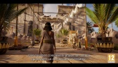 Assassin s Creed Origins - The Discovery Tour - Trailer de lancement