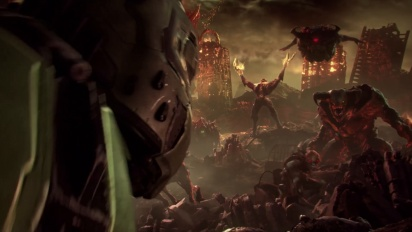 Doom Eternal - E3 2018 Teaser Trailer