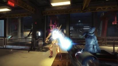 Prey - Mooncrash Official E3 Launch Trailer