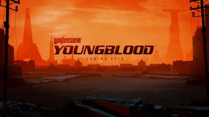 Wolfenstein: Youngblood - E3 Teaser Trailer