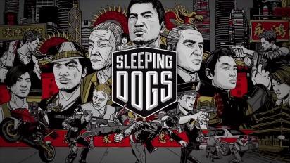 Sleeping Dogs - New York Comic Con 2012 Retrospective Trailer