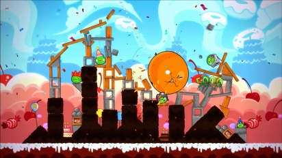 Angry Birds Trilogy - Anger Management DLC Trailer