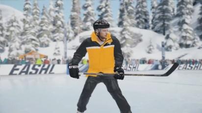 NHL 19 - World of CHEL Trailer