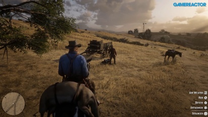 Red Dead Redemption 2 - La preview de Gamereactor