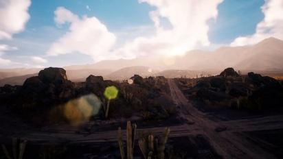 Dakar 18 - First DLC Trailer