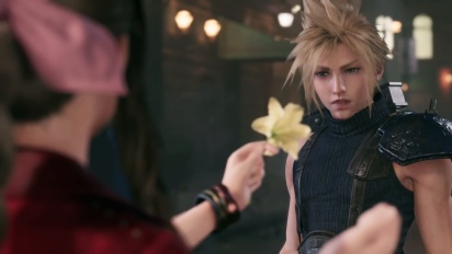 FINAL FANTASY VII Remake - Teaser VOSTFR