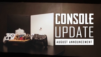 PUBG Console Update - August Announcement