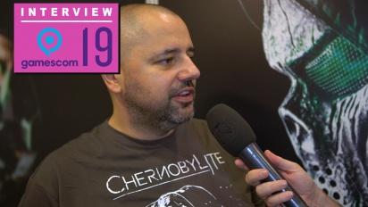 Chernobylite - Wojciech Pazdur Interview