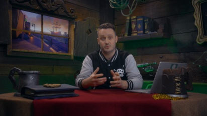 Sea of Thieves Developer Update: January 30th 2019