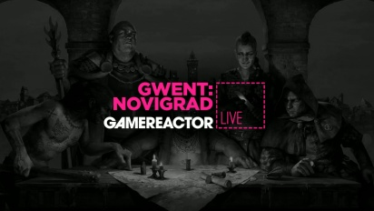 Gwent: Novigrad - Livestream Replay