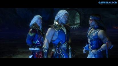 Mortal Kombat 11: Aftermath - 30 Minutes of Gameplay