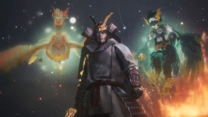 Nioh 2: The Tengu's Disciple - DLC Trailer