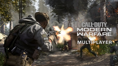 Call of Duty: Modern Warfare - Multiplayer (Sponsored #2)