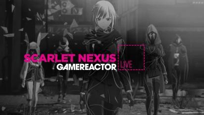 Scarlet Nexus - Livestream Replay