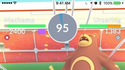 Pokémon Go - Battle Intro Vs Trailer