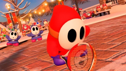 Mario Tennis Aces - Maskass Nintendo Switch