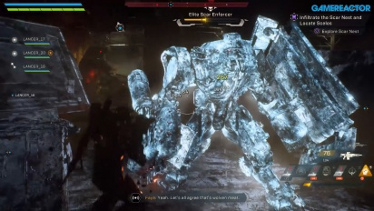 Anthem - Wrecking Havoc (difficulté Grandmaster)