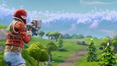 Fortnite - Survive the Holidays Battle Royale Trailer