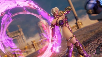Soul Calibur VI - Ivy Trailer