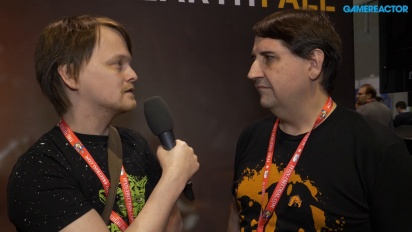 Earthfall - Russell Williams Interview