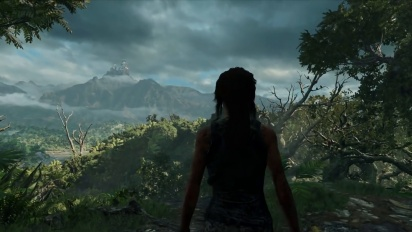 Shadow of the Tomb Raider - A Stunning World Trailer