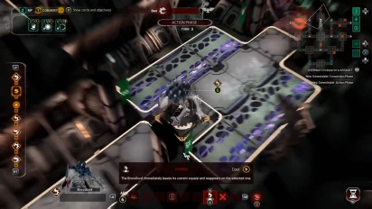 Space Hulk: Tactics - Genestealer Beta Trailer