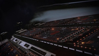 Elite Dangerous - Fleet Carrier Teaser