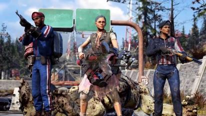Fallout 76 : Bande-annonce Paré à Tout