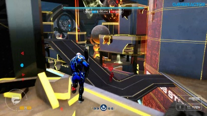 Crackdown 3 - Wrecking Zone Gameplay