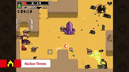 Nuclear Throne - Nindies Showcase Announcement