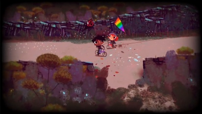 Knights and Bikes - Launch Trailer