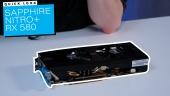 Sapphire RX580 Nitro+ - Quick Look