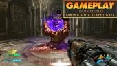 Doom Eternal - Slayer Gate Gameplay