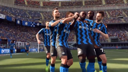 FIFA 21 - Internazionale FC ft Javier Zanetti Trailer