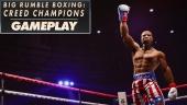 Big Rumble Boxing: Creed Champions - Gameplay