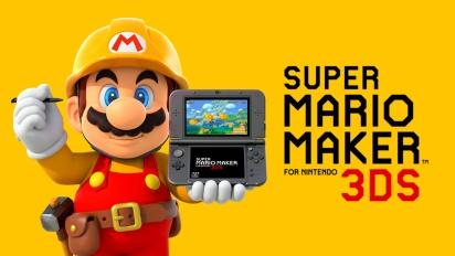 Super Mario Maker for Nintendo 3DS - Overview Trailer