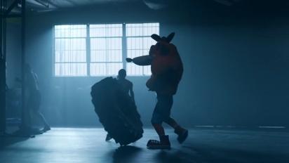 Crash Bandicoot Nsane Trilogy - Retro Workout Trailer