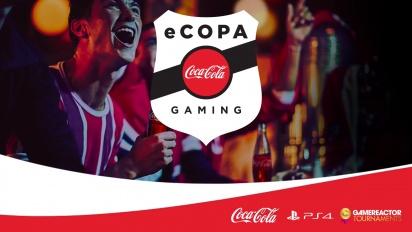 FIFA 18 - Finale de l'eCopa 2017