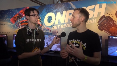 Onrush - Paul Rustchynsky Interview