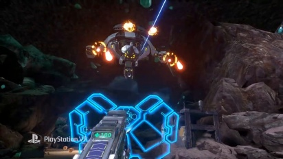 Evasion - PSVR Launch Trailer