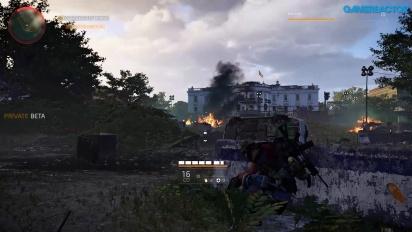 The Division 2 - La première mission du jeu