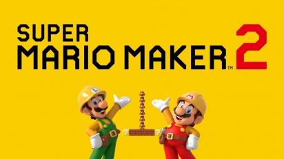Super Mario Maker 2 - Direct May 15
