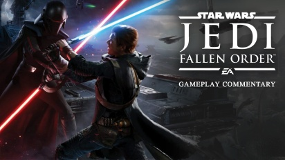 Star Wars Jedi: Fallen Order - Du gameplay commenté