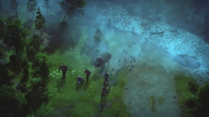 Pathfinder: Kingmaker - Launch Trailer