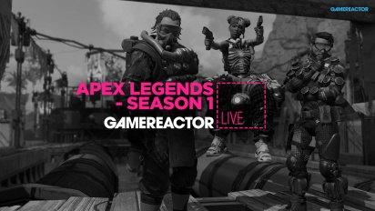 Apex Legends - Season 1 Livestream Replay