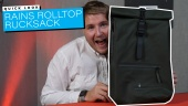 Rains Rolltop Rucksack - Quick Look