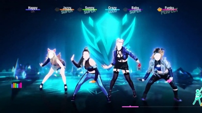 Just Dance 2021 - K/DA: DRUM GO DUM ft. Aluna, Wolftyla, Bekuh BOOM