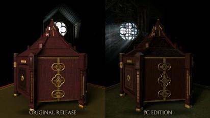 The Room - PC Edition vs Original Release Trailer